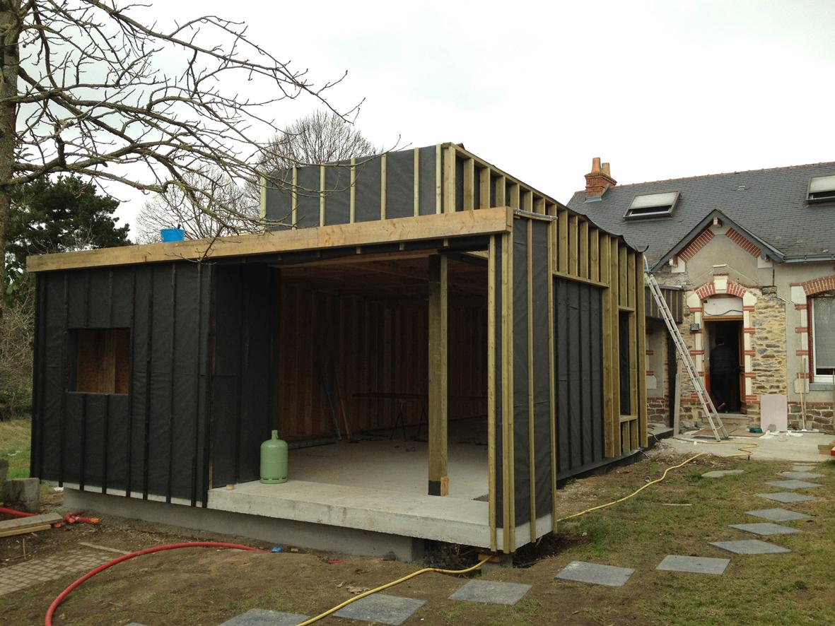 maison dubout koutok architecture. Black Bedroom Furniture Sets. Home Design Ideas