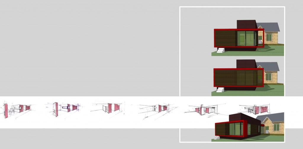 desiderare koutok architecture. Black Bedroom Furniture Sets. Home Design Ideas