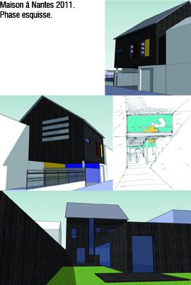 Maison neuve koutok architecture for Maison neuve projet