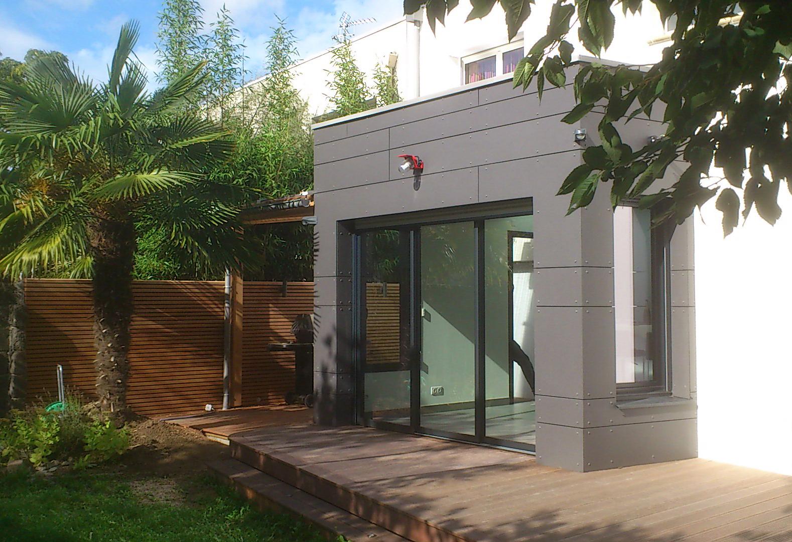 Eternit koutok architecture for Le architecte