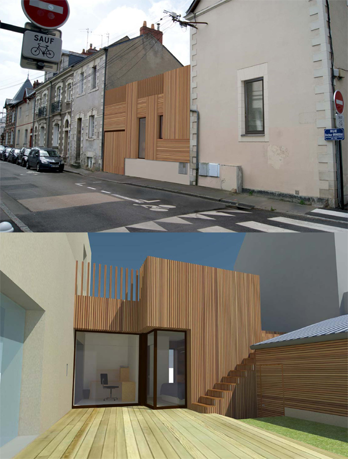 architecte nantes koutok architecture page 2. Black Bedroom Furniture Sets. Home Design Ideas