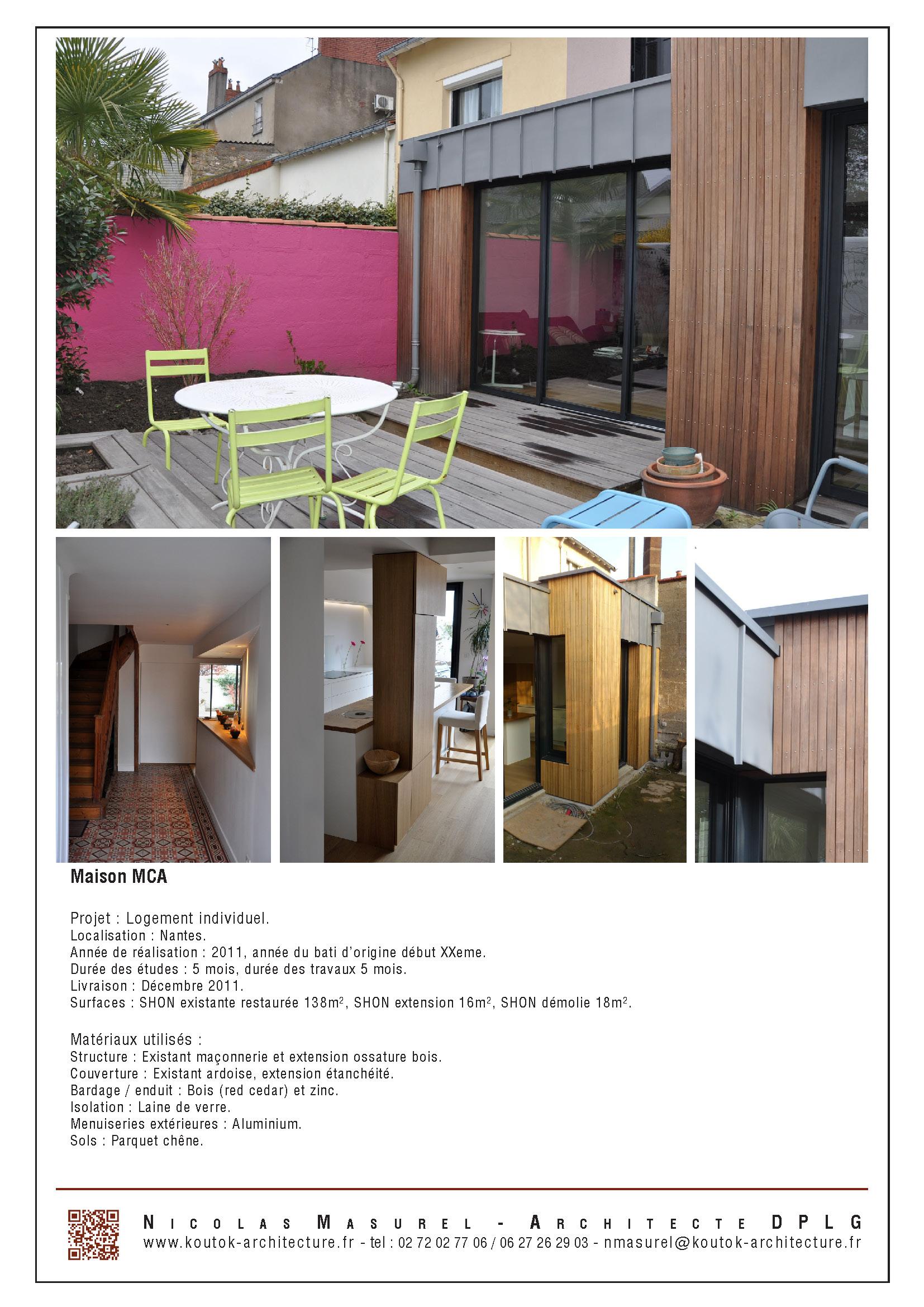 architecte maison ossature bois nantes. Black Bedroom Furniture Sets. Home Design Ideas