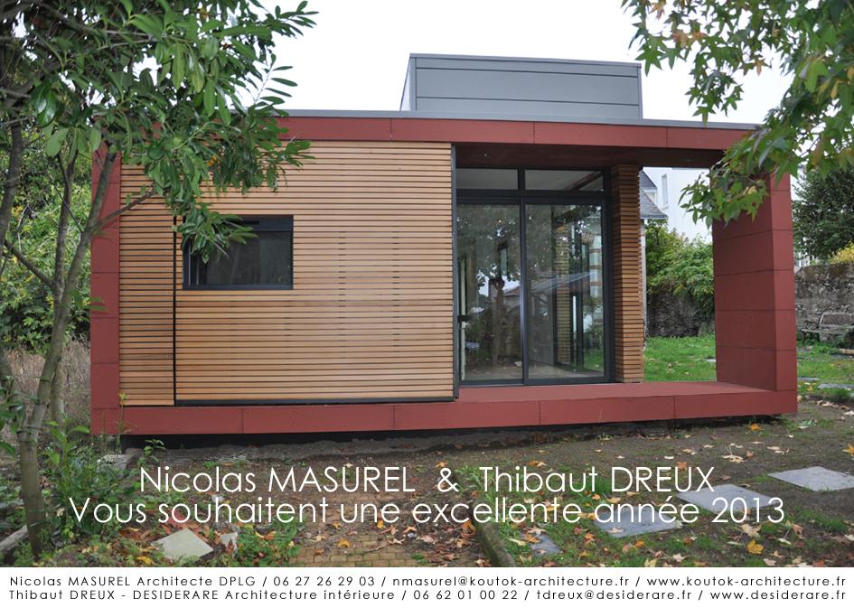 Architecte maison bois nantes segu maison for Architecte nantes maison individuelle